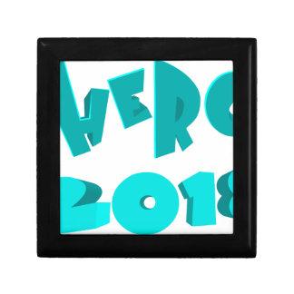 Hero 2018 gift box