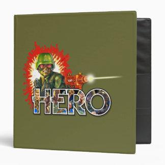 Hero 3 Ring Binders