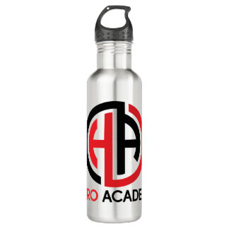 Hero Academy Stainless Steel Water Bottle