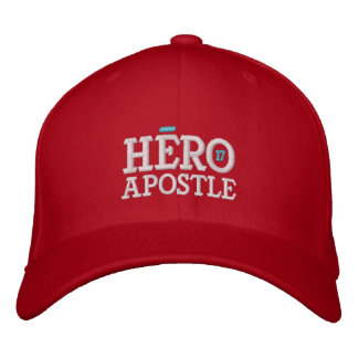 HERO APOSTLE 17 EMBROIDERED HAT