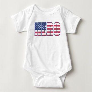 Hero Baby Bodysuit