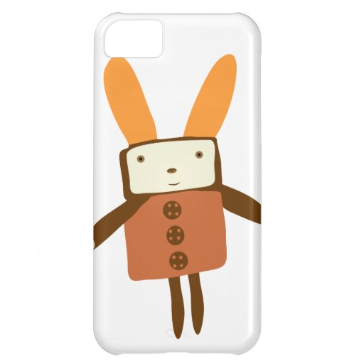 Hero Bunny iPhone 5C Covers