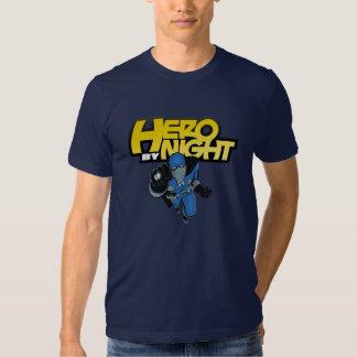 Hero by Night Tshirts