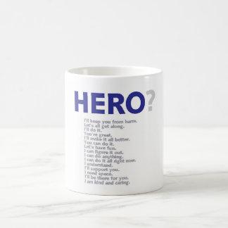 Hero Coffee Mug