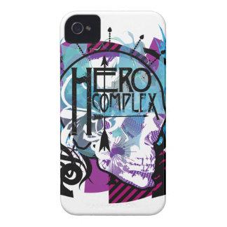 Hero Complex Graphic Art iPhone 4 Case-Mate Cases
