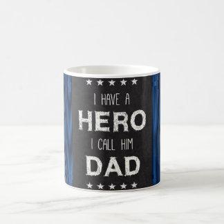 Hero/Dad Mug