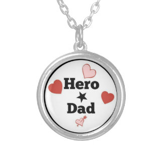 Hero Dad Necklace From HeroToken.com