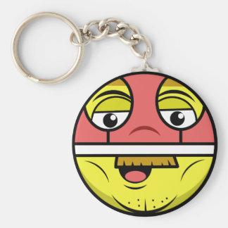 Hero Face Keychain
