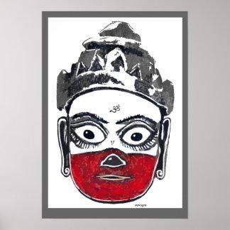 Hero Hanuman Poster