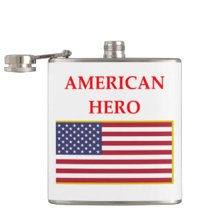 HERO HIP FLASK