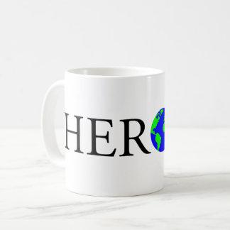 HERO logo mug