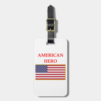 HERO LUGGAGE TAG