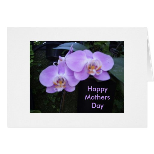 Hero Mothers Day Card