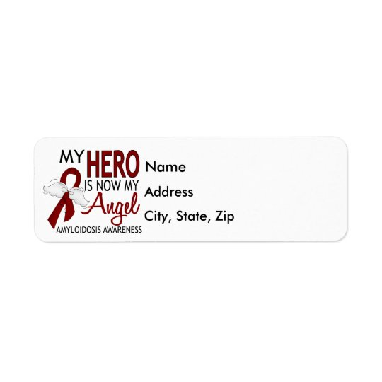 Hero Now My Angel Amyloidosis