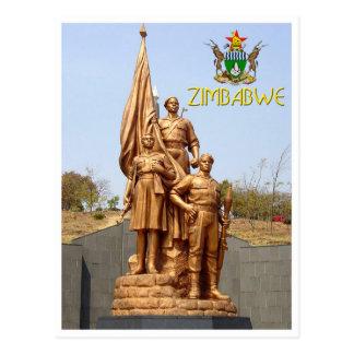 Heroes Acre, Harare - Zimbabwe Postcard