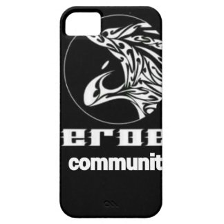 Heroes community case for the iPhone 5
