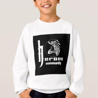 Heroes community sweatshirt