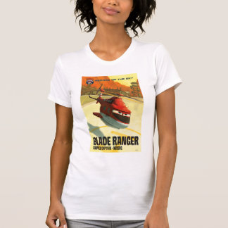 Heroes Of The Sky - Blade Ranger T-shirts