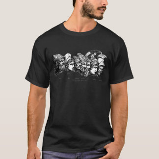 Heroes of the Trojan War Shirt