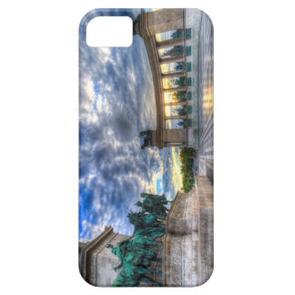 Heroes Square Budapest Hungary iPhone 5 Case
