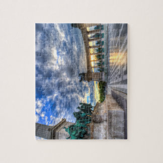 Heroes Square Budapest Hungary Jigsaw Puzzle