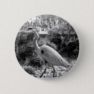 heron 2 inch round button