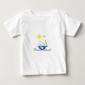 Heron Activist Baby T-Shirt