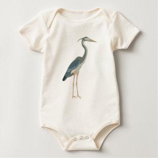Heron Baby Bodysuit