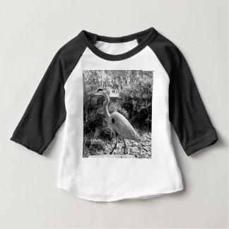 heron baby T-Shirt