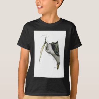 heron bird, tony fernandes T-Shirt
