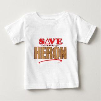 Heron Save Baby T-Shirt