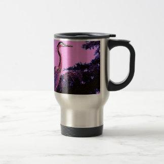 HeronColor Travel Mug