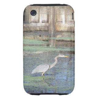 Herons of the Canal iPhone 3G/3GS Tough Case Tough iPhone 3 Cover