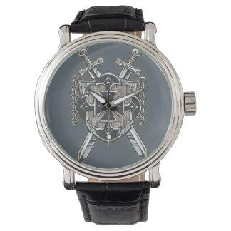 Hero's Coat Of Arms Wristwatch