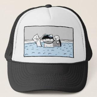 Herp Derp Trucker Hat