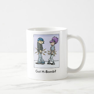 herpes1, Got H-Bomb? Coffee Mug
