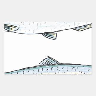 Herring Fish Sketch