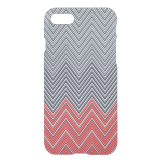 Herringbone Nautical iPhone 7 Case