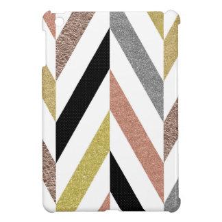 Herringbone Pattern Cover For The iPad Mini