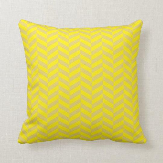 Herringbone Throw Pillow