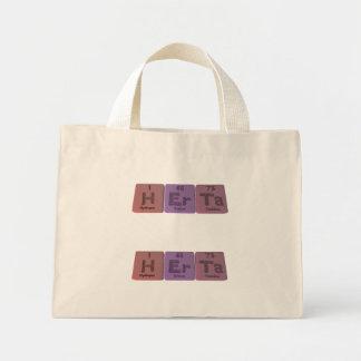 Herta as Hydrogen Erbium Tantalum Mini Tote Bag