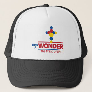He's A Wonder Trucker Hat