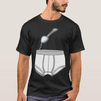 He's Got Sugar In His Britches Briefs Spoon Full T-Shirt