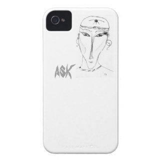 He's here iPhone 4 cover