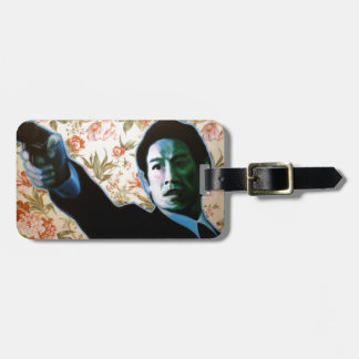 """""""He's in Your Living Room"""" by Axel Bottenberg Luggage Tag"""