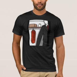 He's Inside Your Closet T-Shirt