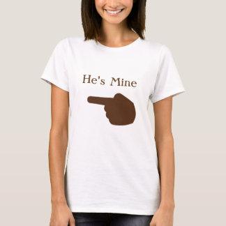 He's Mine Shirt