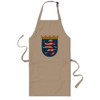 Hessen Coat of Arms Apron