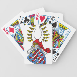 Hessen Seal Bicycle Playing Cards