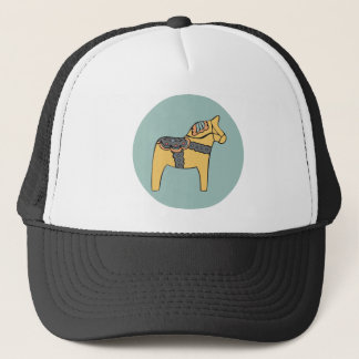 Hest Creative Apparel - Teal Trucker Hat